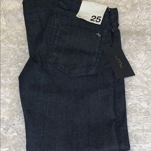 Tag & Bone indigo DRE jeans $225 NWT 1st quality